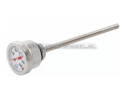 Olie temperatuurmeter, lang, A kwaliteit