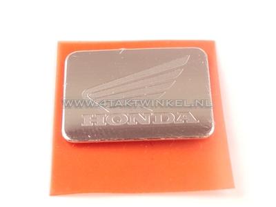 Embleem Dax kroonplaat, origineel Honda