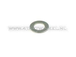 Bout in kroonplaat / voorvork, ring SS50, CD50, origineel Honda