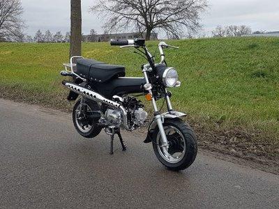 Skymax Club, EFI, 50cc, Euro4, Snorfiets