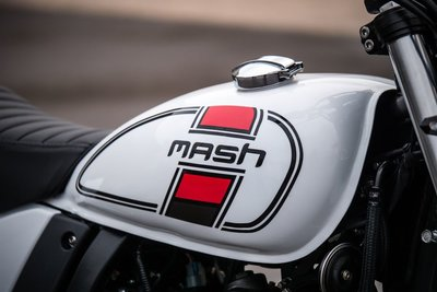Mash Dirt track, 650cc, NU IN ONZE SHOWROOM!