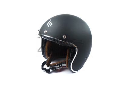 Helm MT, Le Mans Speed Mat Zwart, Maten S t/m XL