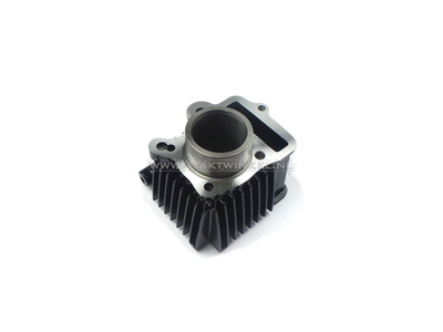 Cilinder 50cc, 39mm alluminium, zwart  imitatie