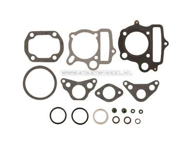 Pakkingset A, kop & cilinder, C50, SS50, Dax, 47mm, 70cc, R-design