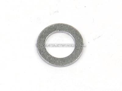 joint lâche,joint rondelle alluminium, 8mm, pour goupille de rouleau de guide chainede cames