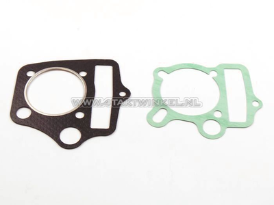 Jeu de joint A, culasse & cylindre, kit base: d'embase &  culasse 85cc, 110cc