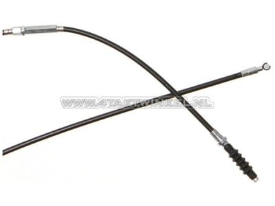 Koppelingskabel, Dax OT, 85cm, standaard, zwart, Japans