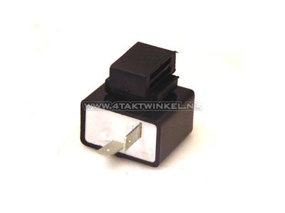 Knipperrelais 6 volt 8 of 10 watt lampjes imitatie