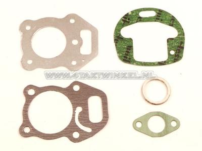 Pakkingset A, kop & cilinder, C310A, aluminium