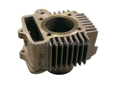Cilinder 70cc 47mm 49cc opdruk aluminium