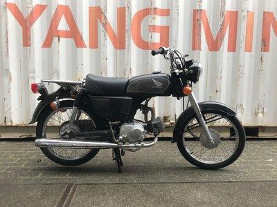 Honda CD50s benly Japans, 15868 km