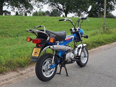 Honda Dax, 7526 km