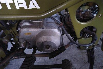 Coming soon! Honda Motra, Japanese, 6342 km