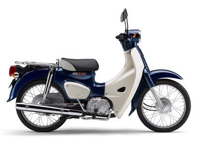 Coming soon! Honda Supercub, New, 2020, blue