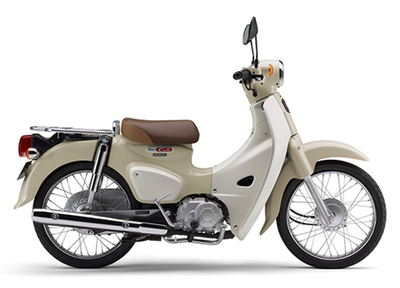 Coming soon! Honda Supercub, New, 2020, Beige