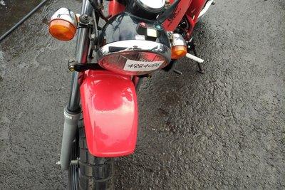 Coming soon! Honda Ape, Japanese, 4056 km