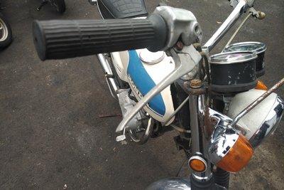 Coming soon! Honda CB50 K1, Japanese, 3365 km
