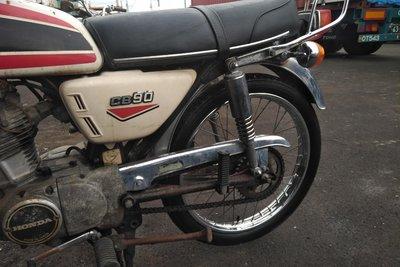 Coming soon! Honda CB90, Japanese, 10349 km