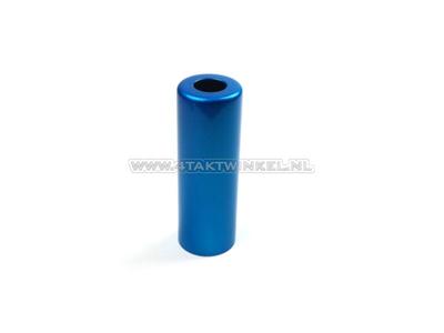 Collier d'amortisseur acier, SS50, CD50, alternative d'origine Honda, bleu