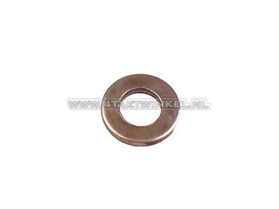 Ring 6,5mm, achterspatbord Novio, Amigo, origineel Honda