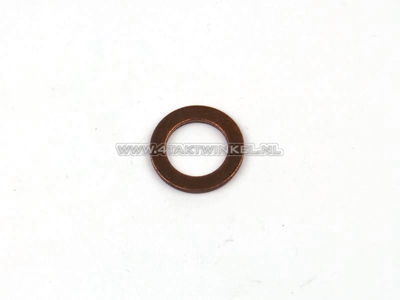 Bague 6 mm, cuivre, d'origine Honda