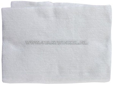 Damper Wool, universellement applicable