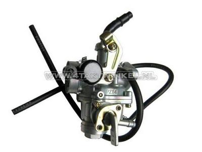 Carburateur C50 NT, 12 mm, bride large, Sheng wey