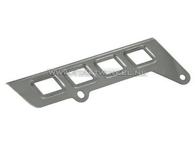 Protection de la chaîne Monkey, aluminium