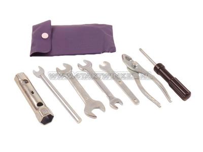 Ensemble d'outils, vaste, d'origine Honda