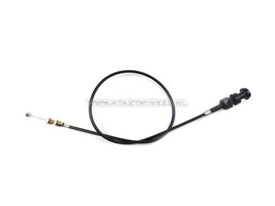 Câble de choke , Chaly, 70cm, avec bouton, imitation