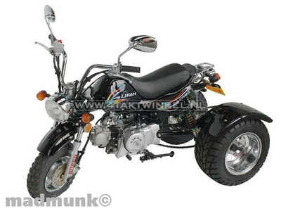 Kit de conversion Trike pour Monkey