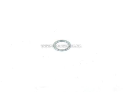 Axe de pédale de frein / axe de boîte, rondelle, 17mm, d'origine Honda