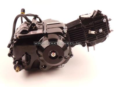 Moteur, 50cc, semi-automatique, Lifan, 4 vitesses, noir