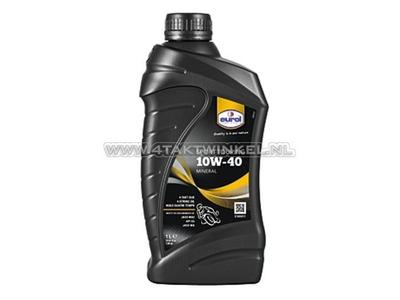 Huile minérale Eurol 10w-40 1 litre
