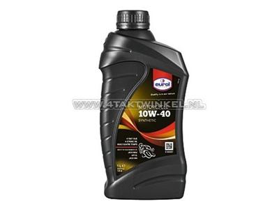 Huile semi-synthétique Eurol 10w-40 1 litre