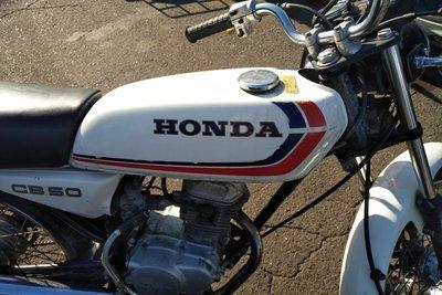 Coming soon! Honda CB50 JX, Japanese, 37095 km