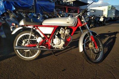 Coming soon! Honda Dream, Japanese, 1536 km