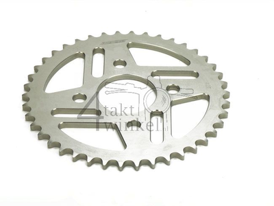 Pignon arrière Replica Dax, Ape, PBR 42 aluminium