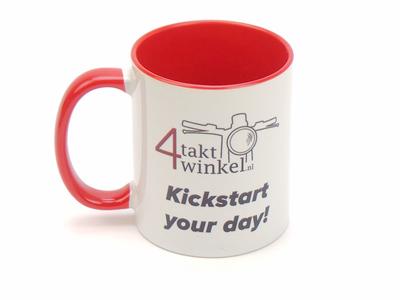 Tasse à boire, Kickstart your day! 300ml