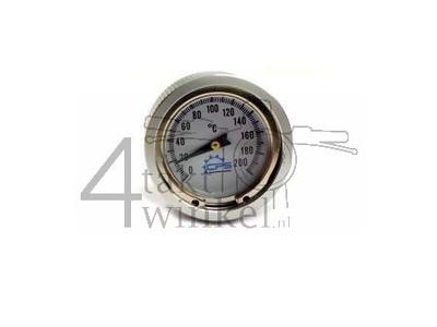 Jauge de température d'huile, longue, qualité A, type 2