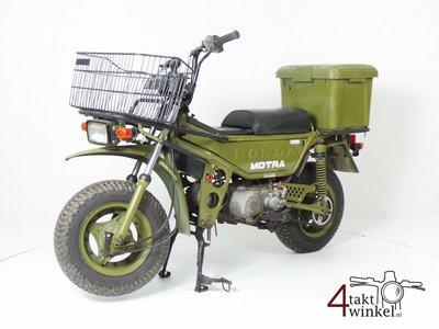 SOLD! Honda Motra, Japanese, 6342 km