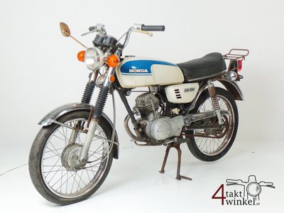 RESERVE ! Honda CB50 K1, Japanese, 3365 km