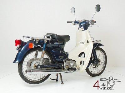 VENDU ! Honda C50 NT Japans, blue, 8860 km
