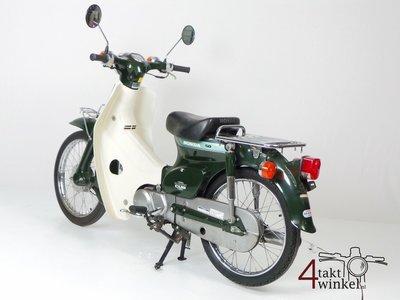 VENDU Honda C50 NT Japanese, green, 5800 km