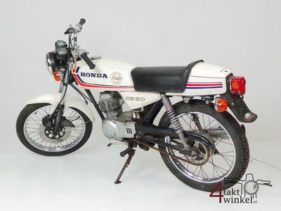SOLD! Honda CB50 JX, Japanese, 37095 km