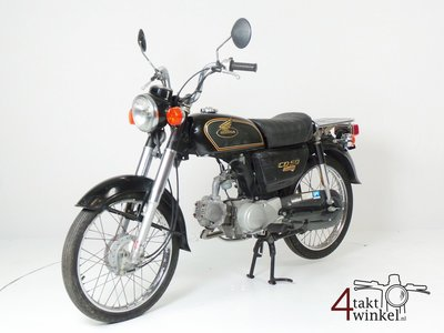 Honda CD50, Japanese, 11706 km