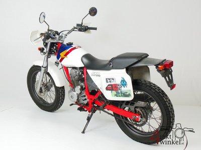 Honda FTR223, Japanese, 4908 km