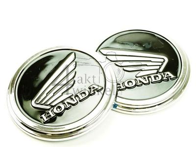 Jeu d'emblèmes, Honda wing, noir
