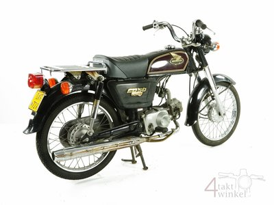 Honda CD50 Japanese 22774 km, with papers
