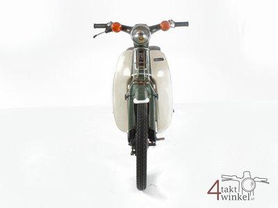 RESERVE Honda C70 K1 Japanese, green, 16999km